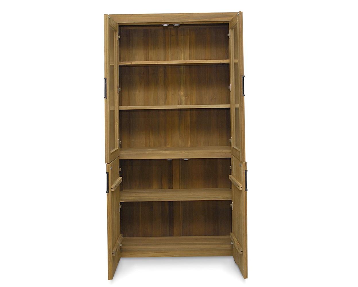 Teak Bookshelves For Sale