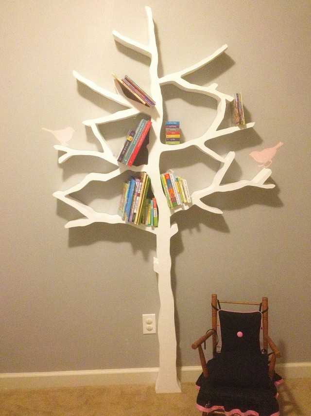 Tree Bookshelves For Sale