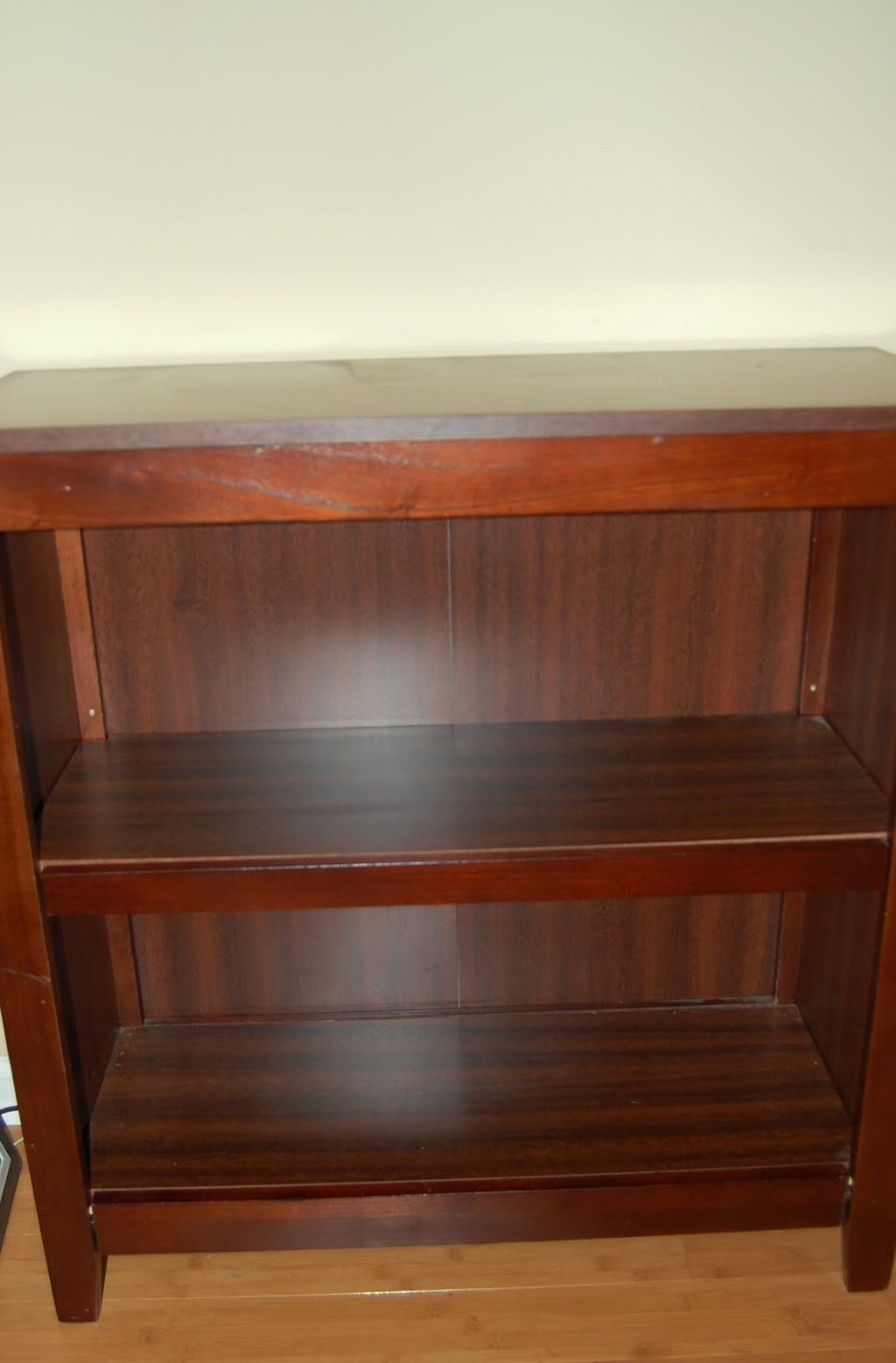 Two Shelf Bookcase Target
