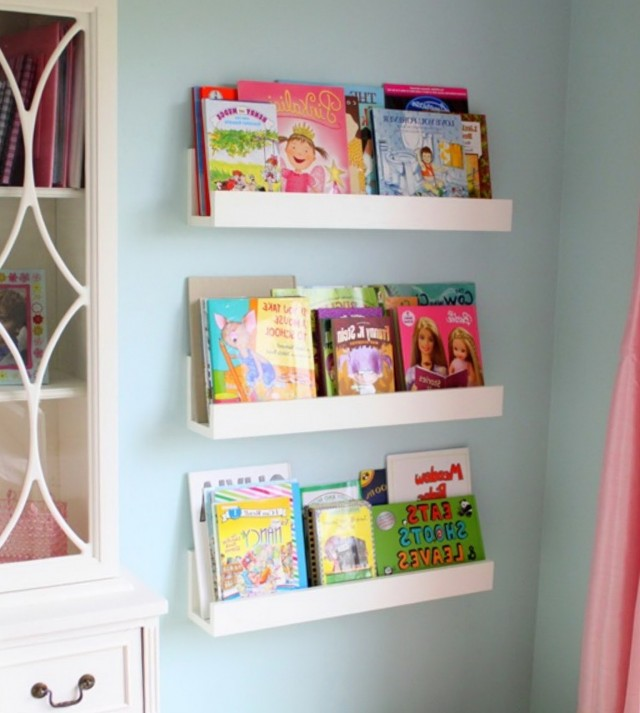 Wall Bookshelf For Kids