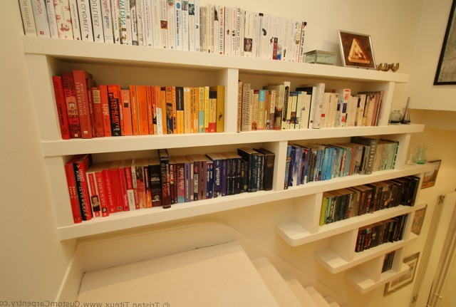 Wall Mounted Bookshelves Uk