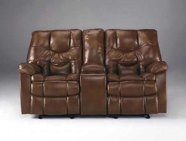 Ashley Leather Sofa And Loveseat