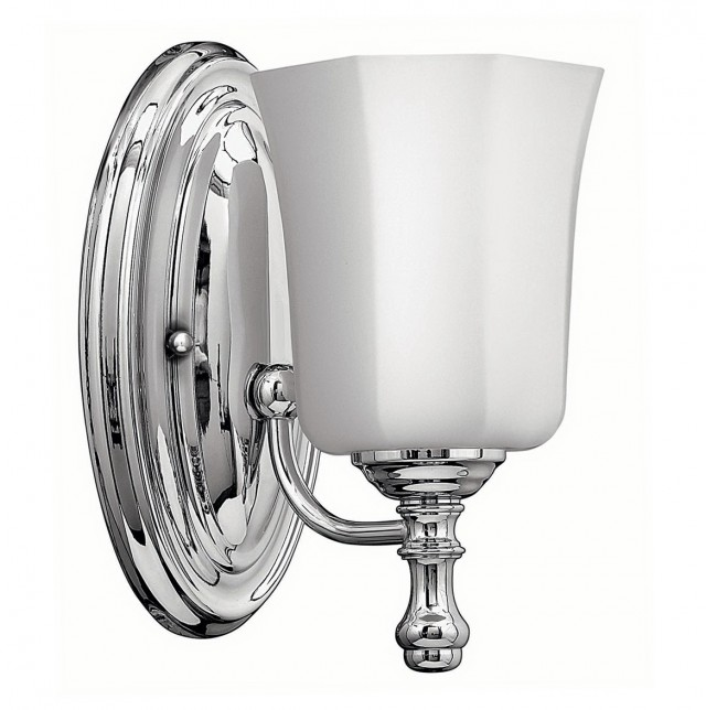 Bathroom Wall Sconces Chrome
