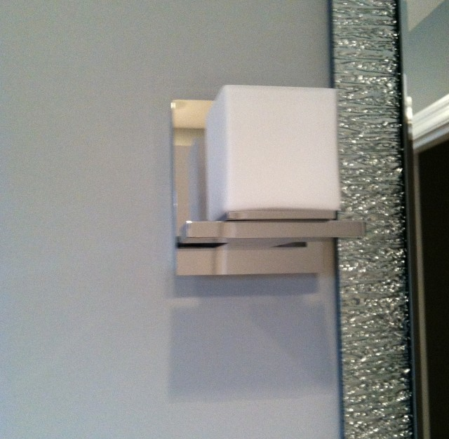 Bathroom Wall Sconces Modern