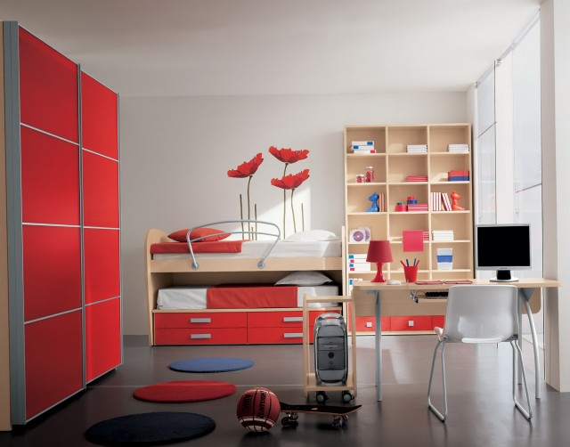Bookcases For Kids Bedrooms
