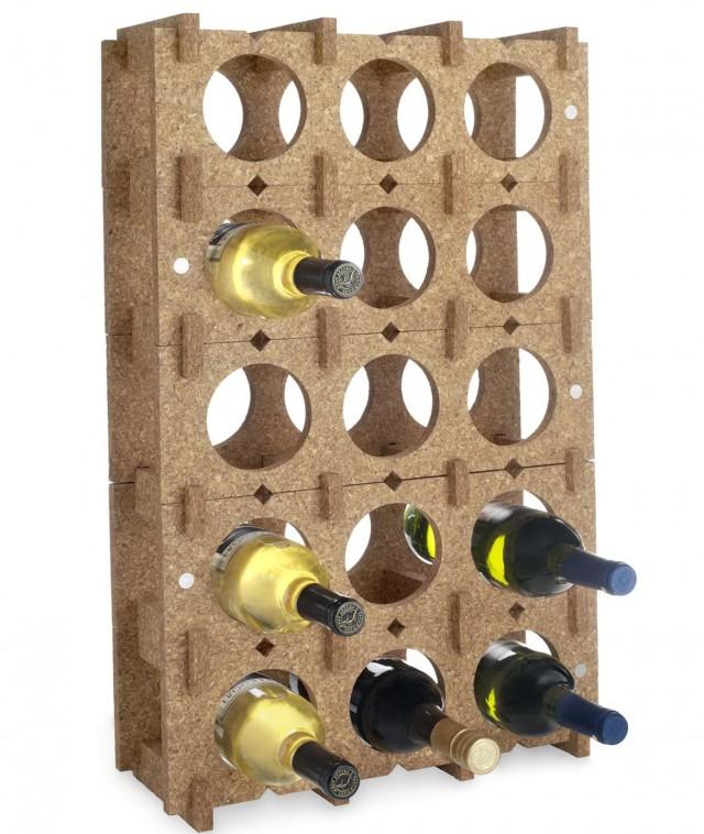 Build A Wine Rack Kit