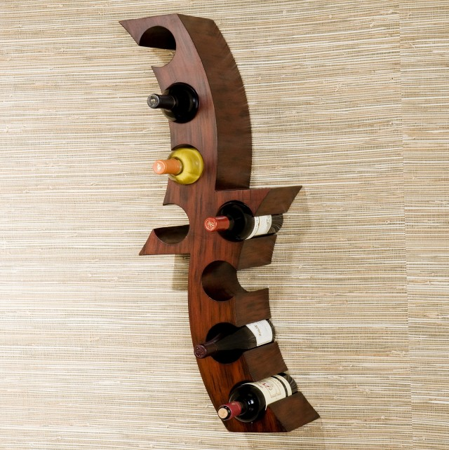 Cheap Wine Racks For The Wall