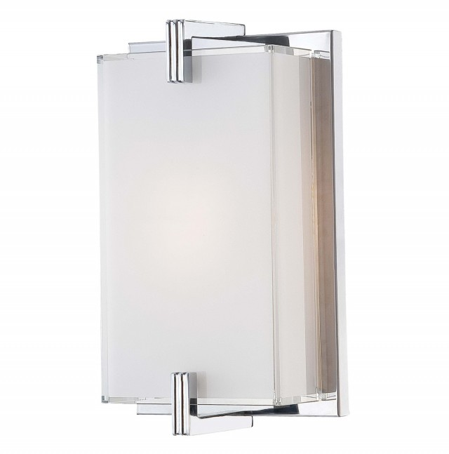 Contemporary Wall Sconces Bathroom