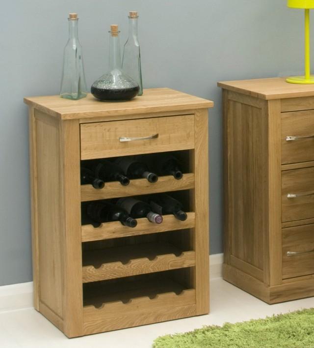 Contemporary Wine Rack Furniture