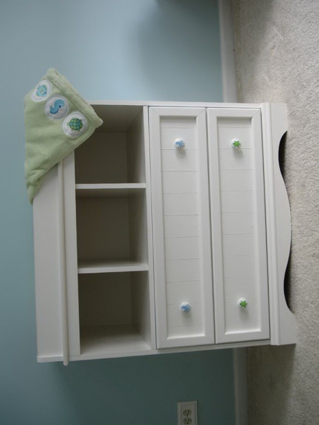 Crib Changing Table Dresser Combo