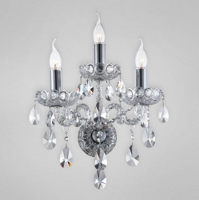 Crystal Wall Sconce Lighting