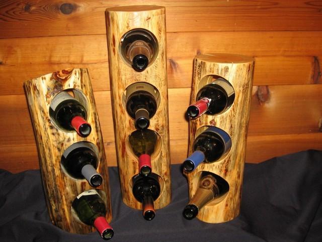 Custom Wine Racks Kelowna