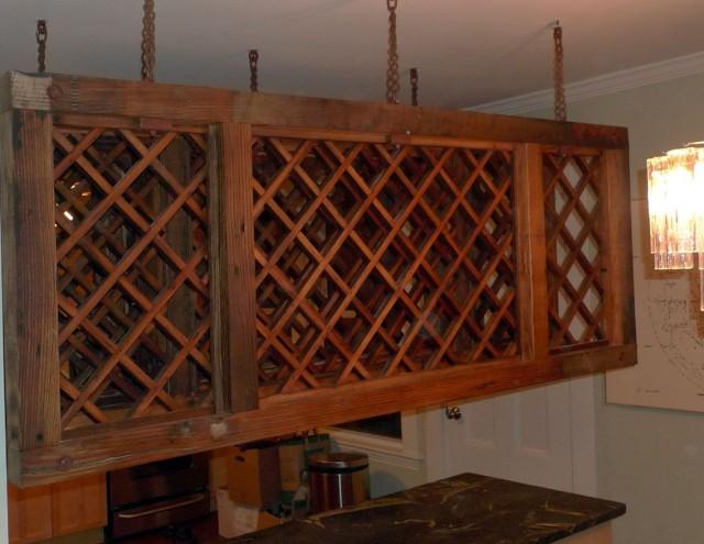 Custom Wine Racks Wood