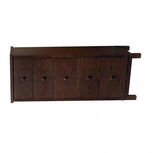 Dark Wood Dresser Drawers
