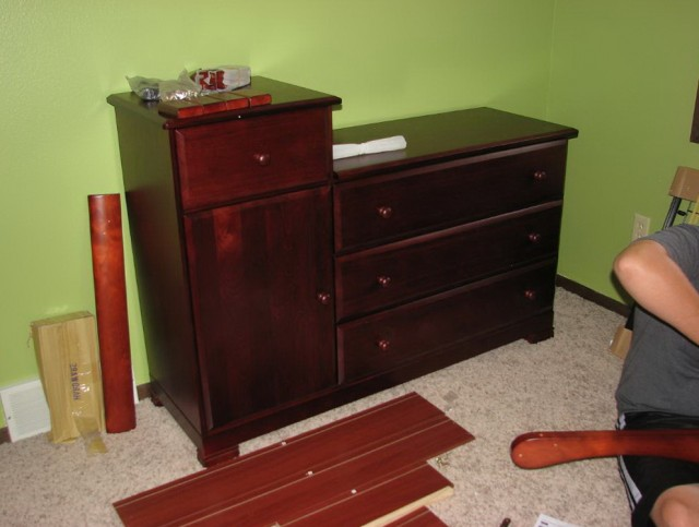 Davinci Kalani Dresser Changing Table