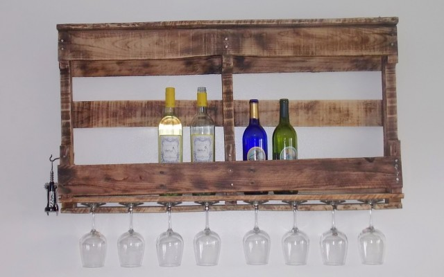 Diy Wine Racks Pinterest