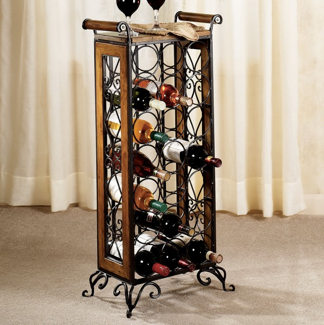 Hanging Wine Racks For Sale