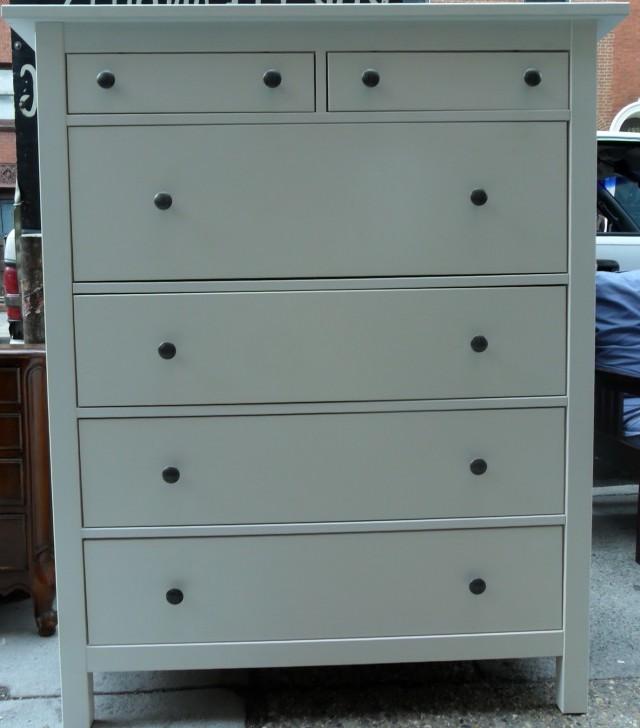 Ikea White 6 Drawer Dresser