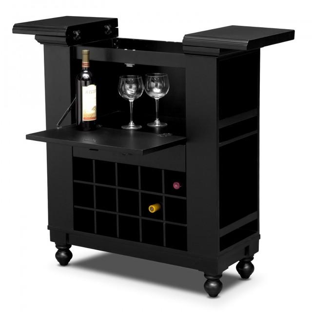 Modern Wine Rack Cabinet