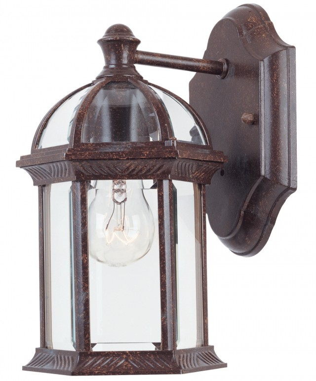 Outdoor Wall Sconce Rustic