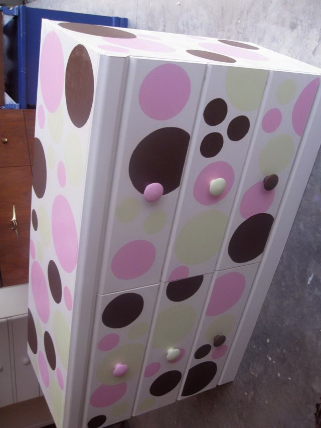 Painted Dresser Ideas For Kids