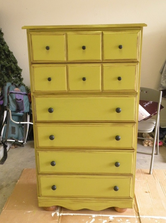 Refinishing A Dresser Ideas
