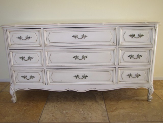 Restoration Hardware Dresser For Sale