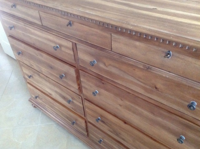 Restoration Hardware Dresser Topper