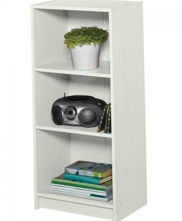 Small White Bookcase Argos