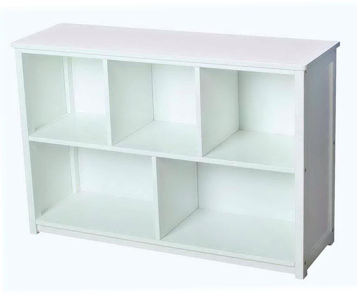 Small White Bookcase Kids