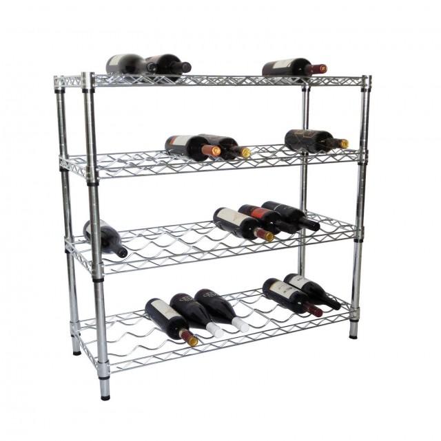 Small Wine Racks Metal
