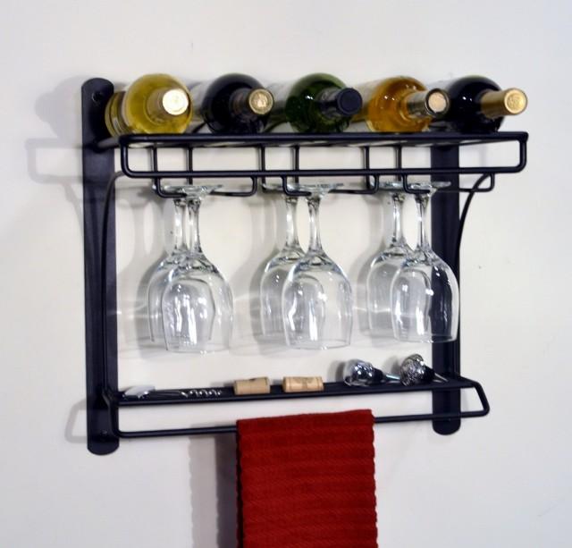 Small Wine Racks Wall Mounted