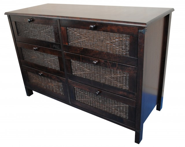 Solid Wood Dressers And Chest Of Drawers