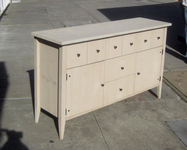 Solid Wood Dressers Cheap