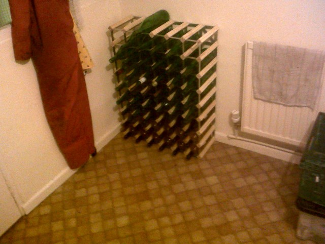 Tall Wine Rack Argos