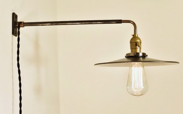 Wall Light Sconces Plug In