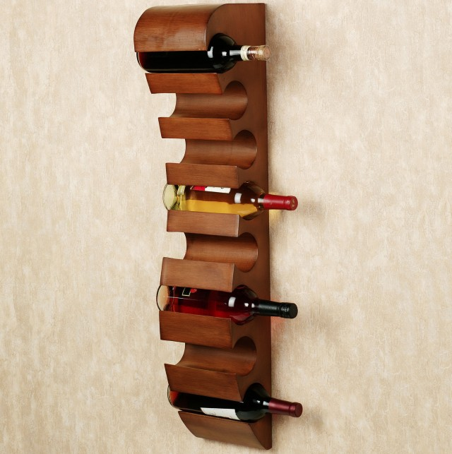 Wall Mounted Wine Racks Contemporary