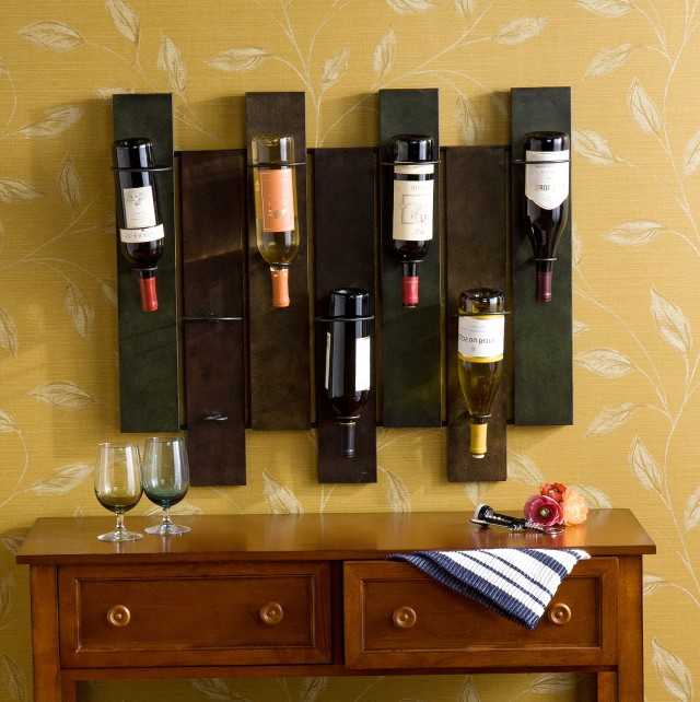 Wall Mounted Wine Racks South Africa