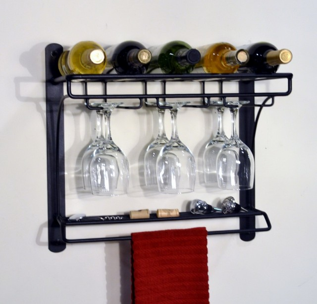 Wall Mounted Wine Racks Uk