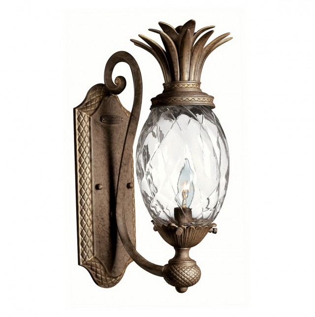 Wall Sconce Bronze Finish