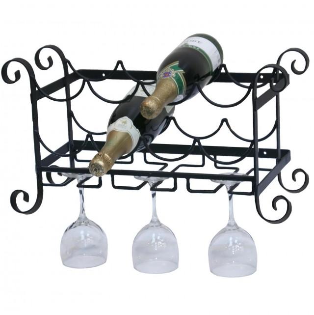 Wall Wine Racks Metal