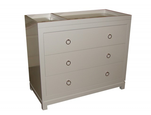 White Baby Dresser For Sale