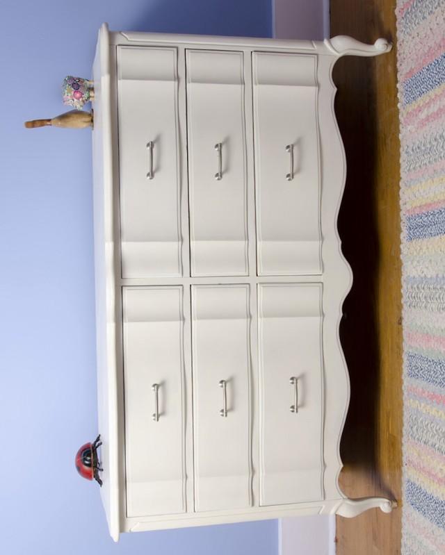 White Painted Dresser Ideas