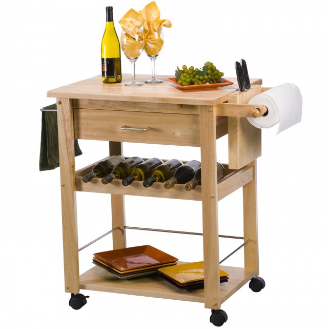 Wine Rack Ideas Kitchen