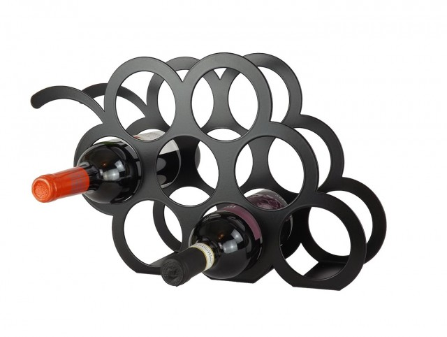 Wine Racks Metal Fish Shaped