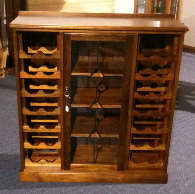 Wine Racks Wood Furniture