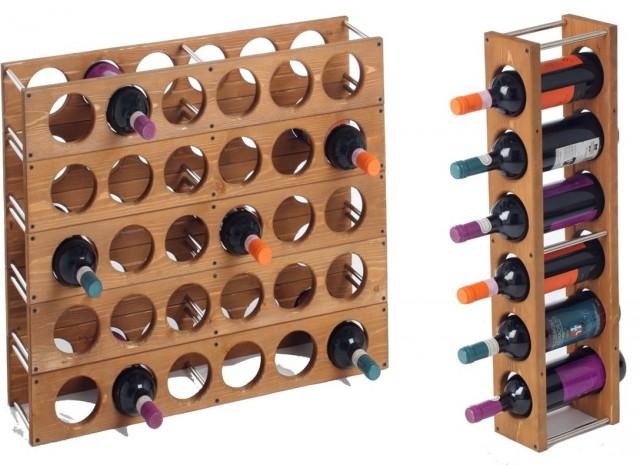 Wooden Wine Racks Diy