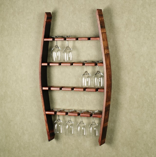 Wooden Wine Racks For Wall