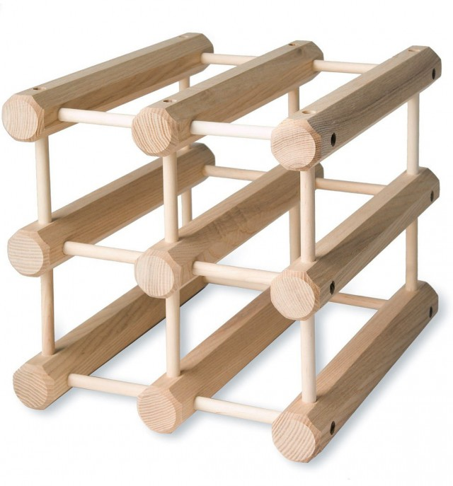 Wooden Wine Racks Ikea