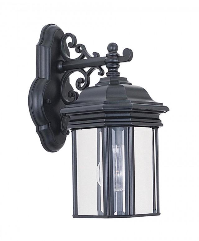 Black Wall Sconce Lighting